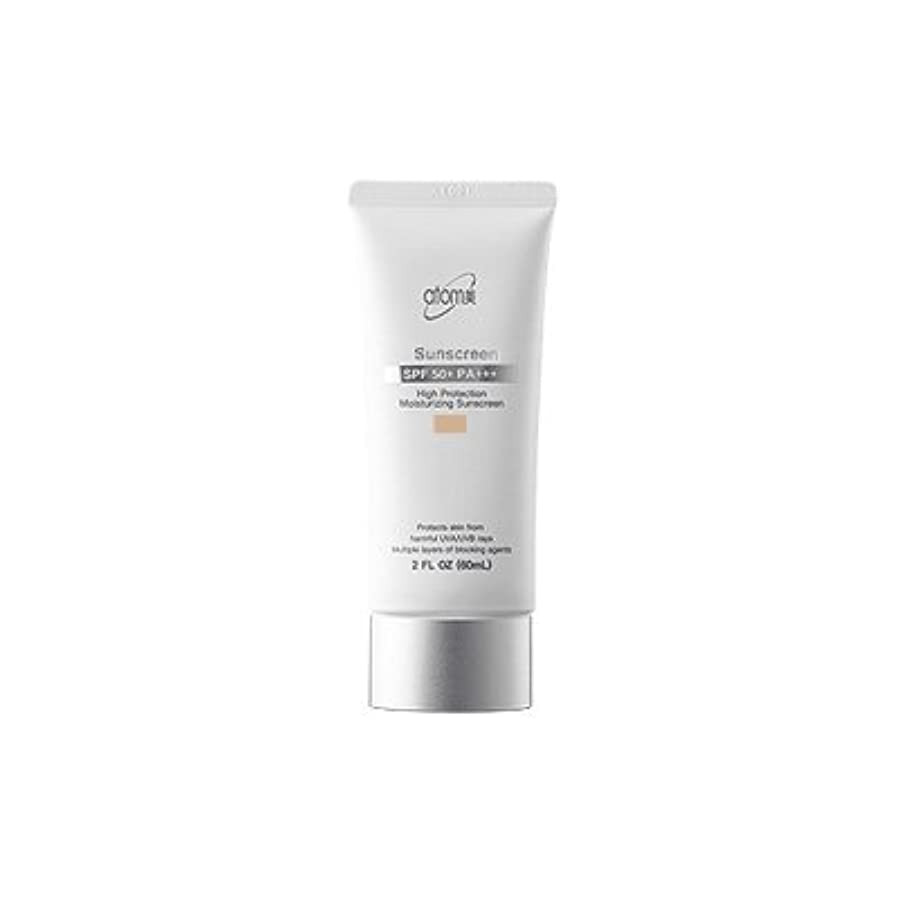 登場ロゴスープ【アトミ】Atomy Sunscreen beige SPF50+ PA+++ - 60ml (韓国直送品)