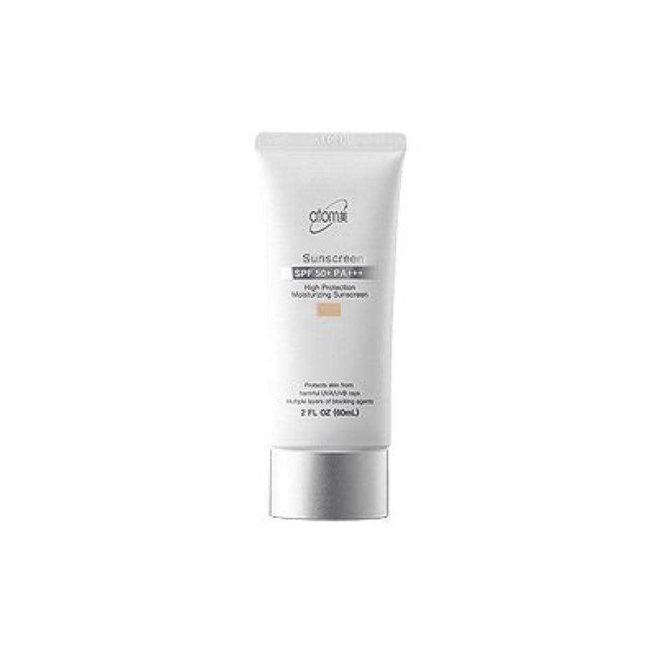 感染する移行ピケ【アトミ】Atomy Sunscreen beige SPF50+ PA+++ - 60ml (韓国直送品)