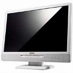 I-O DATA 19インチワイド液晶ディスプレイ(ホワイト) LCD-AD191XW2