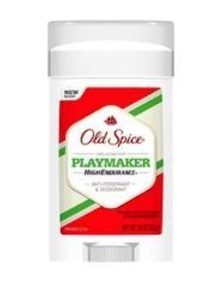 理由販売計画アテンダントOld Spice Playmaker オールドスパイス デオドラントプレーメーカー80g 並行輸入品