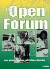 Open Forum: Your Gateway to Open and Distance Learning