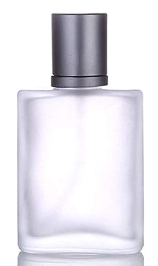 被る貫通するスイングShopXJ 香水 アトマイザー 詰め替え 持ち運び用 30ml ブラック (ブラック)