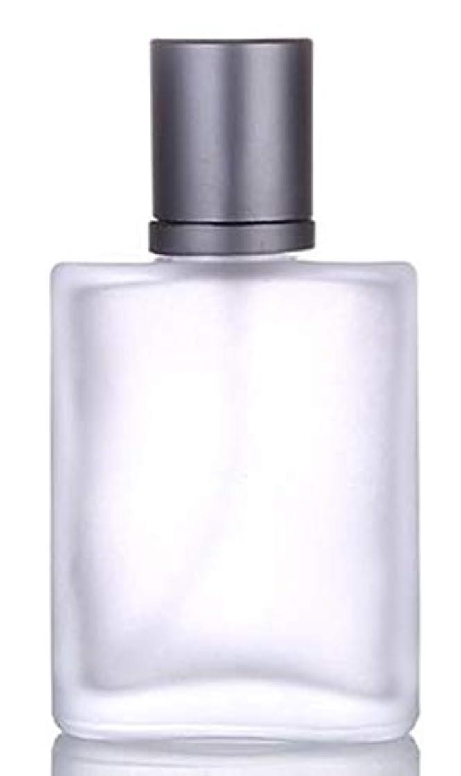ランチ裏切り者村ShopXJ 香水 アトマイザー 詰め替え 持ち運び用 30ml ブラック (ブラック)
