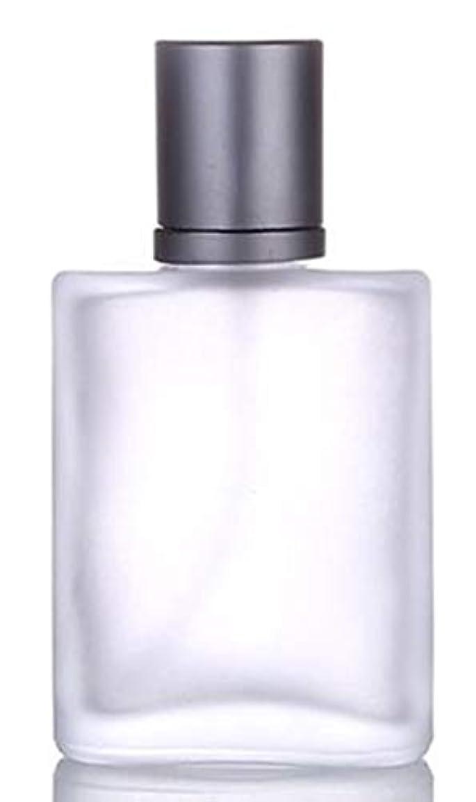 ハイブリッド器官講師ShopXJ 香水 アトマイザー 詰め替え 持ち運び用 30ml ブラック (ブラック)