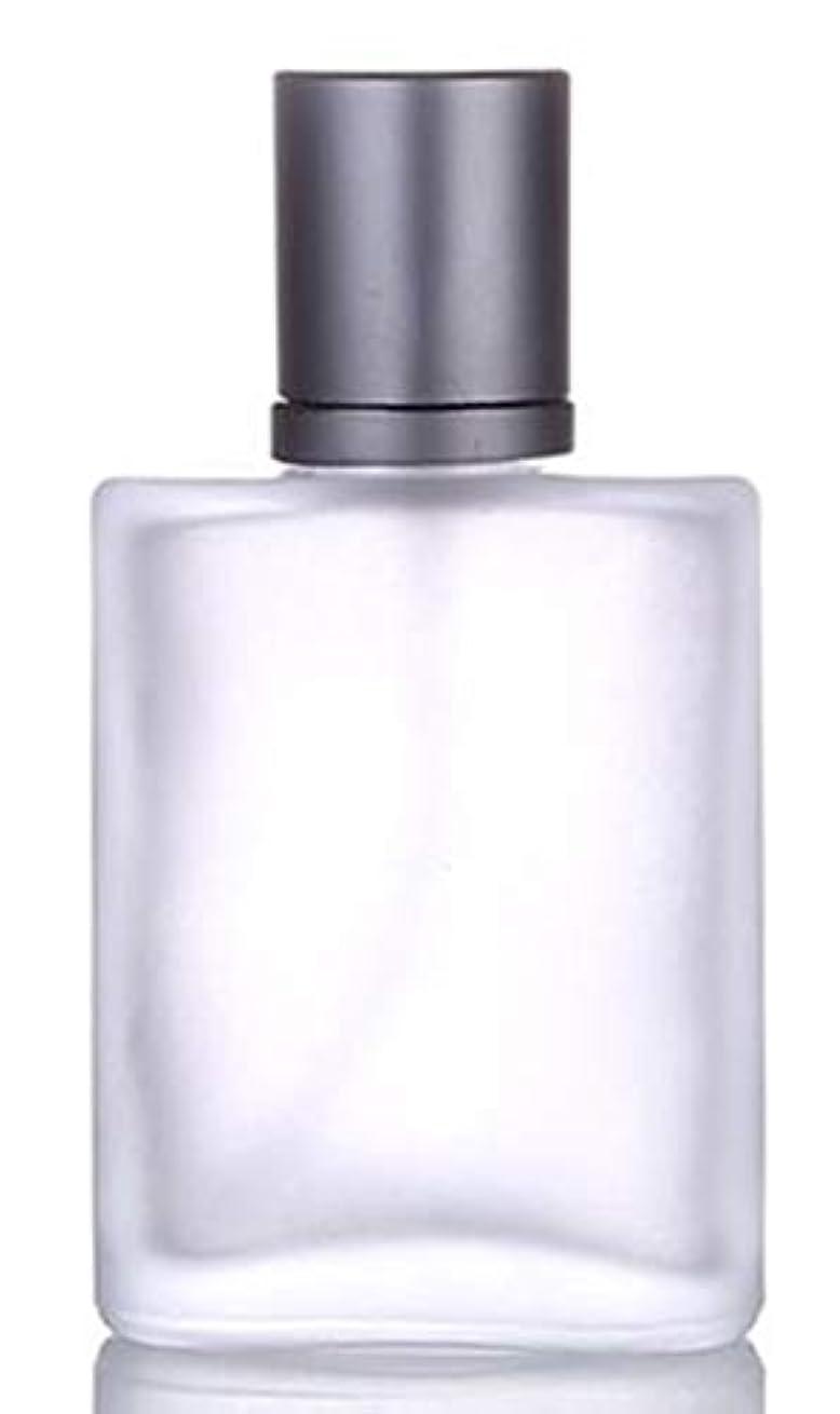 飛び込むクールに渡ってShopXJ 香水 アトマイザー 詰め替え 持ち運び用 30ml ブラック (ブラック)