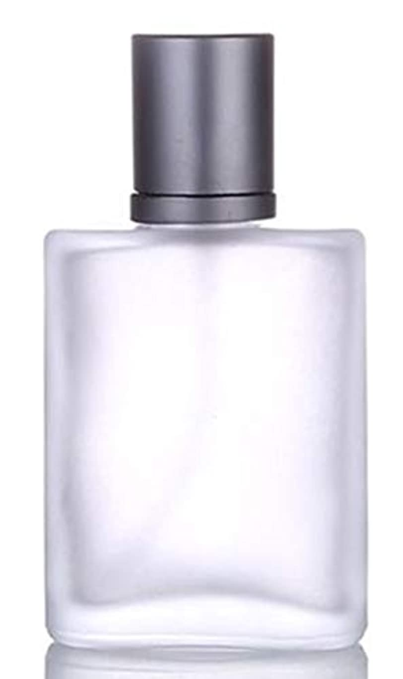 近代化する損失備品ShopXJ 香水 アトマイザー 詰め替え 持ち運び用 30ml ブラック (ブラック)