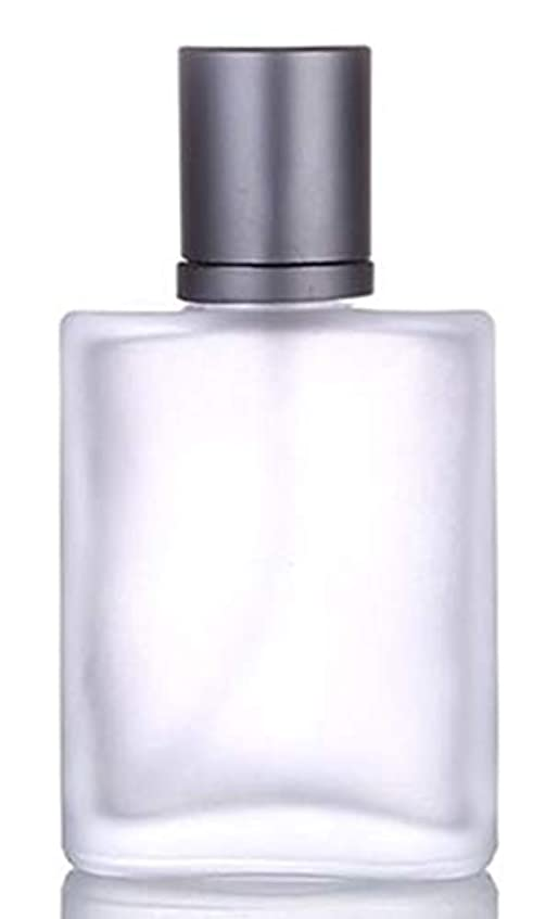 カメオークプレフィックスShopXJ 香水 アトマイザー 詰め替え 持ち運び用 30ml ブラック (ブラック)