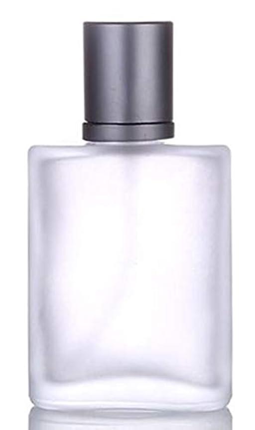 異常な押し下げる窓ShopXJ 香水 アトマイザー 詰め替え 持ち運び用 30ml ブラック (ブラック)