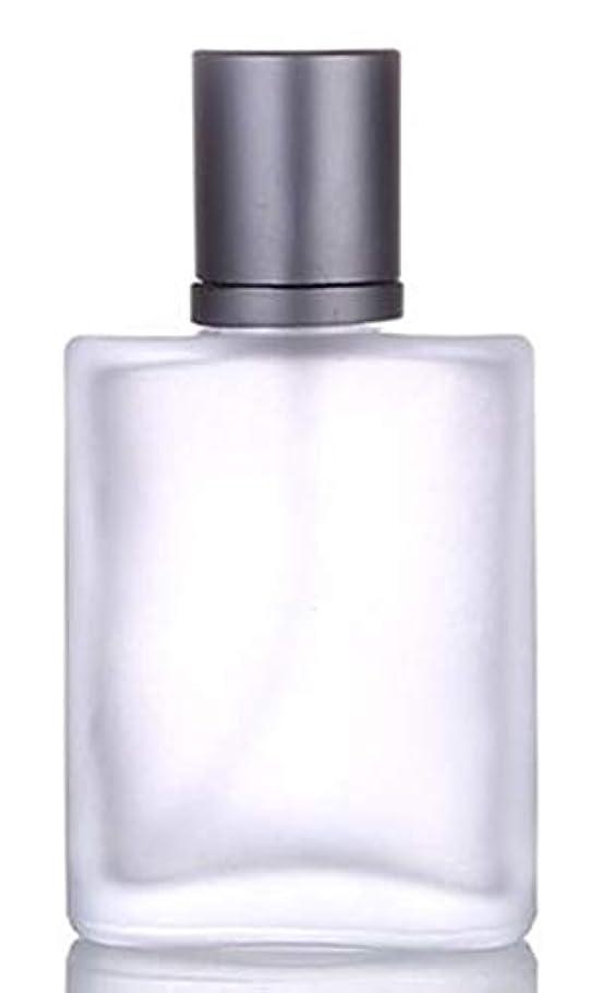 く許さないステッチShopXJ 香水 アトマイザー 詰め替え 持ち運び用 30ml ブラック (ブラック)