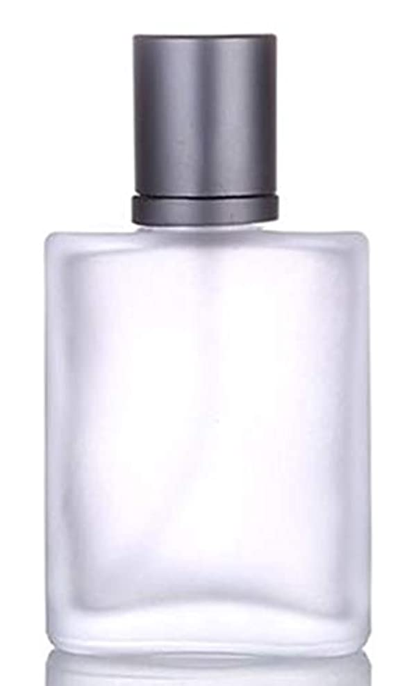 パキスタン深遠飢ShopXJ 香水 アトマイザー 詰め替え 持ち運び用 30ml ブラック (ブラック)