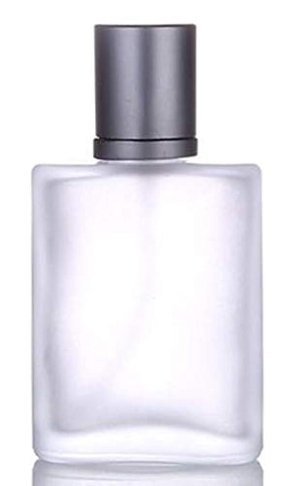 ブラザー飲食店範囲ShopXJ 香水 アトマイザー 詰め替え 持ち運び用 30ml ブラック (ブラック)