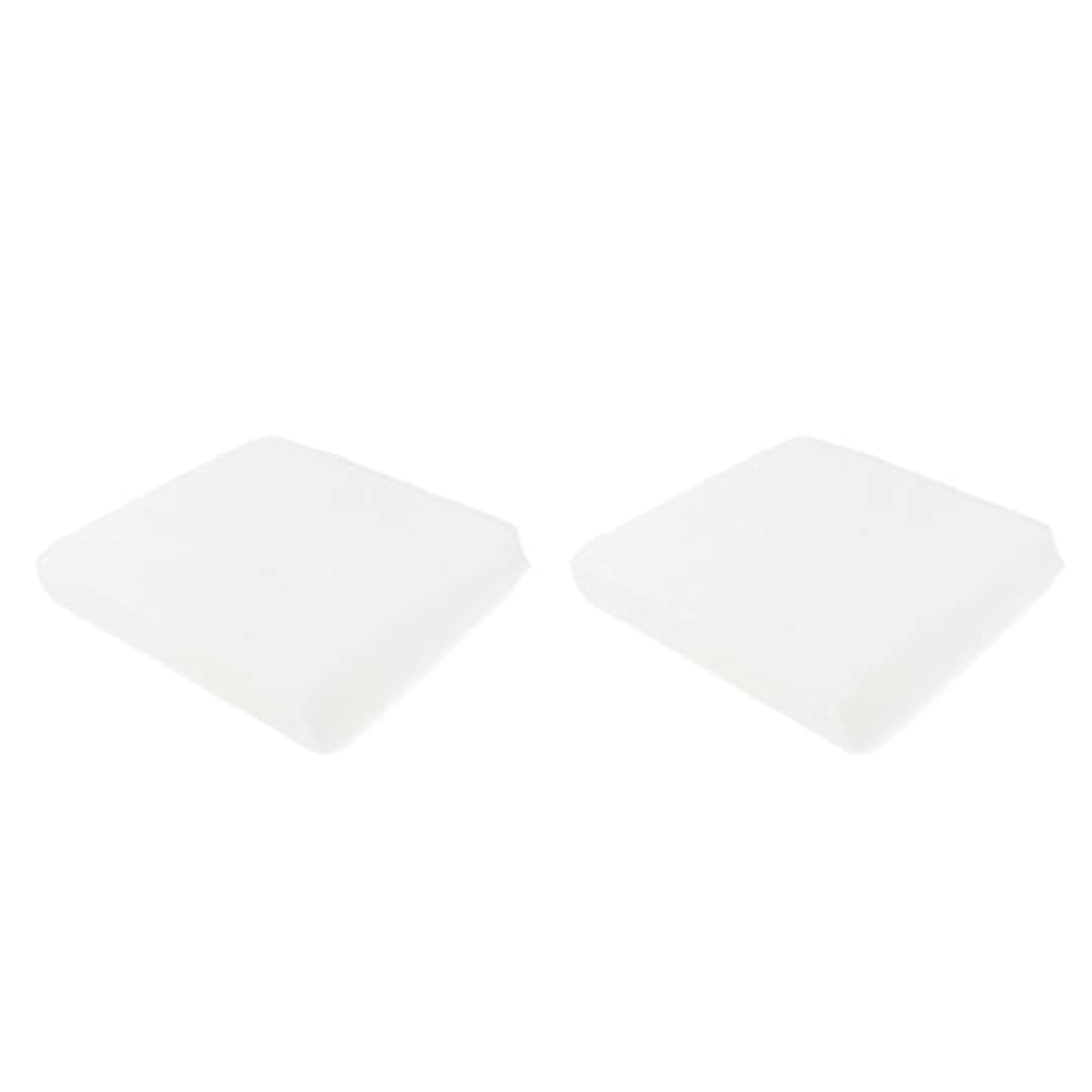 予言する学生好意的クレンジングシート メイク落とし 使い捨て 洗顔シート 不織布 顔クレンジング 2サイズ - 1#