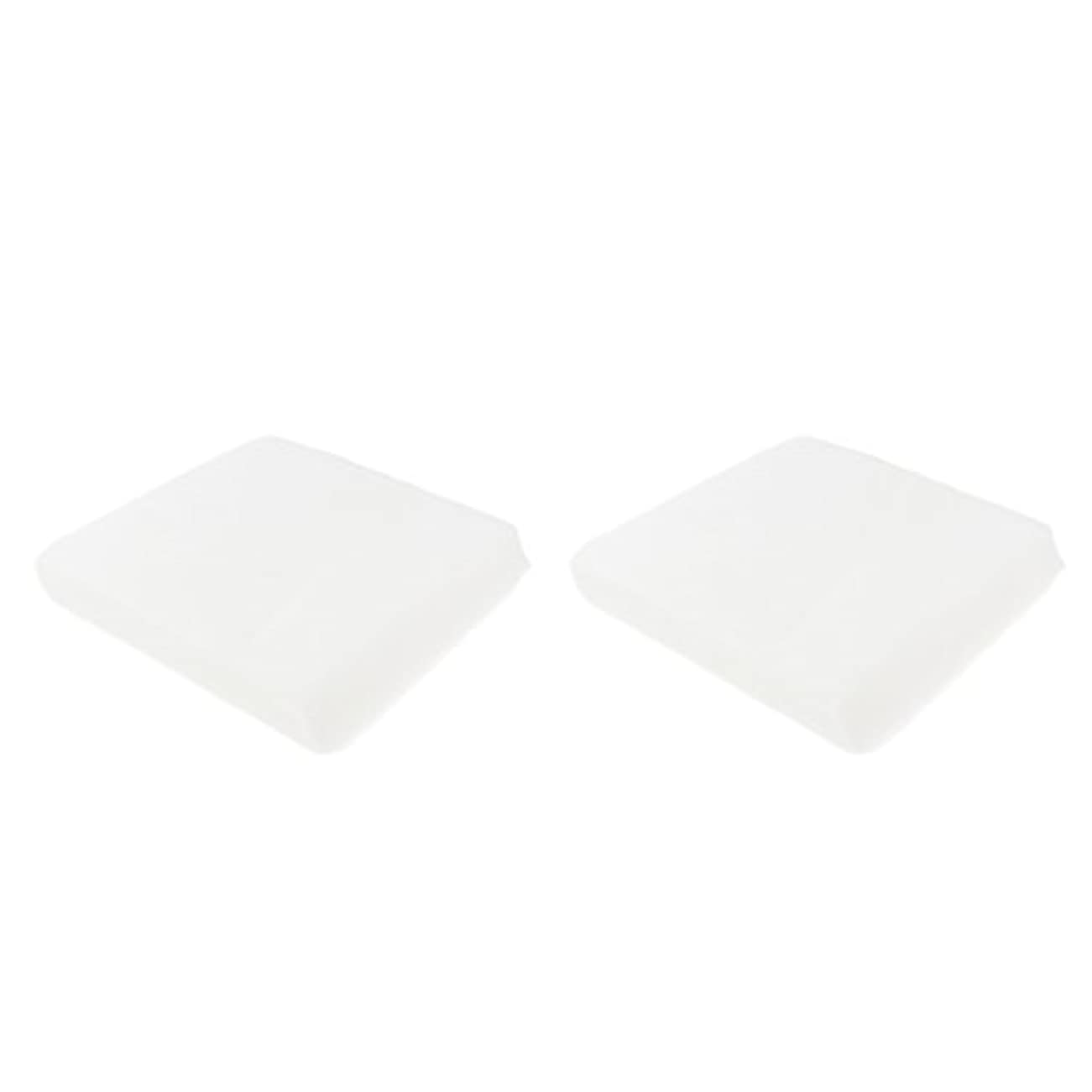他の場所吹雪ファイアルクレンジングシート メイク落とし 使い捨て 洗顔シート 不織布 顔クレンジング 2サイズ - 1#