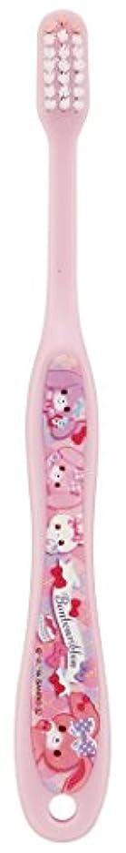 扇動非効率的な免疫SKATER ぼんぼんりぼん(アーガイル) 歯ブラシ(転写タイプ) 小学生用 TB6N