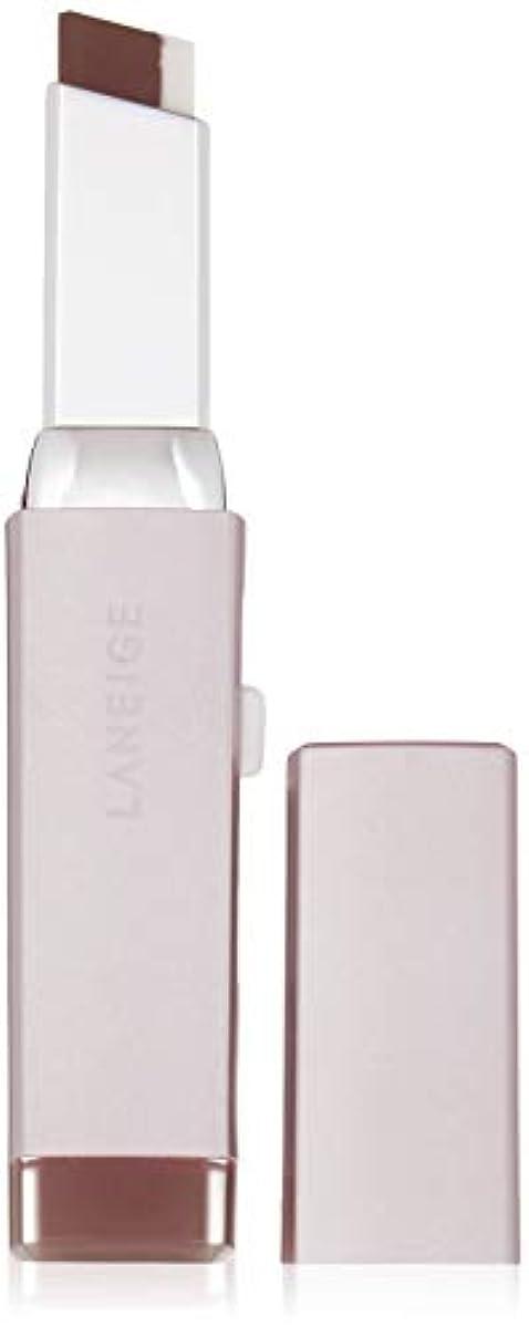 執着立方体通知するラネージュ(LANEIGE) ツートーン?マットリップバー Two Tone Matt Lip Bar 2g (#10 Soft Knit)