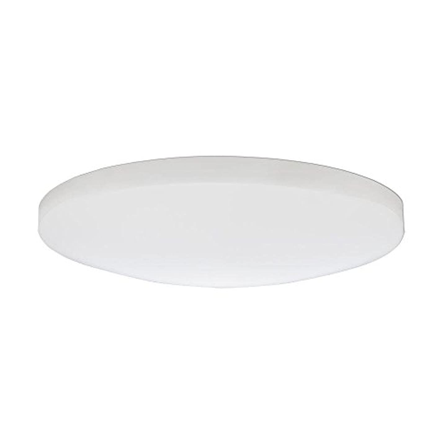 キャロライン未払い前投薬Lithonia Lighting DSATL 13 M4 Replacement Glass Diffuser, 13', White [並行輸入品]