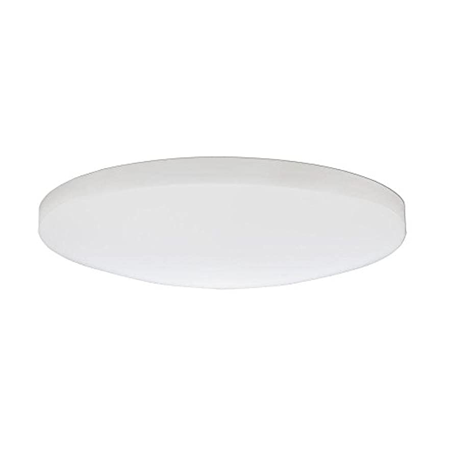 抗議ブリッジ見捨てるLithonia Lighting DSATL 13 M4 Replacement Glass Diffuser, 13', White [並行輸入品]