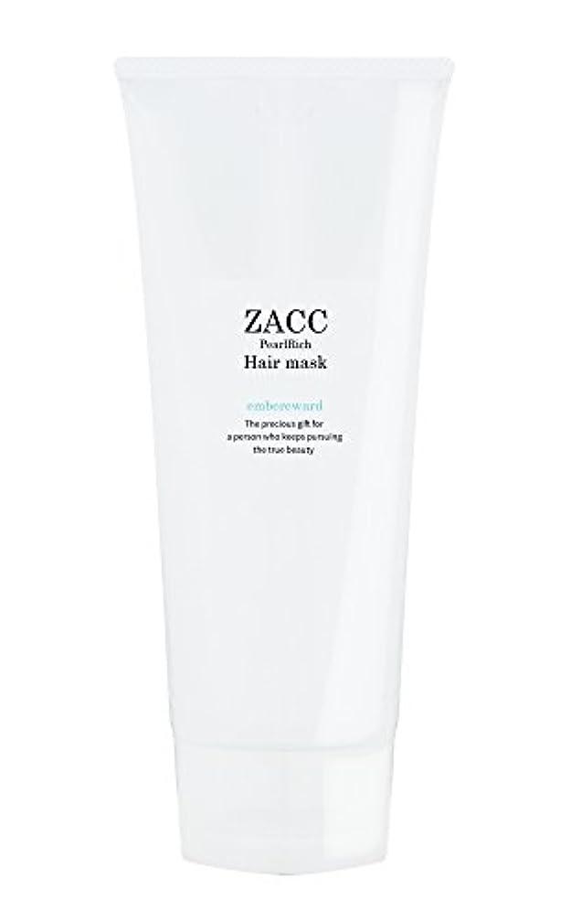 長方形トロリー竜巻ZACC ヘアマスク 200g