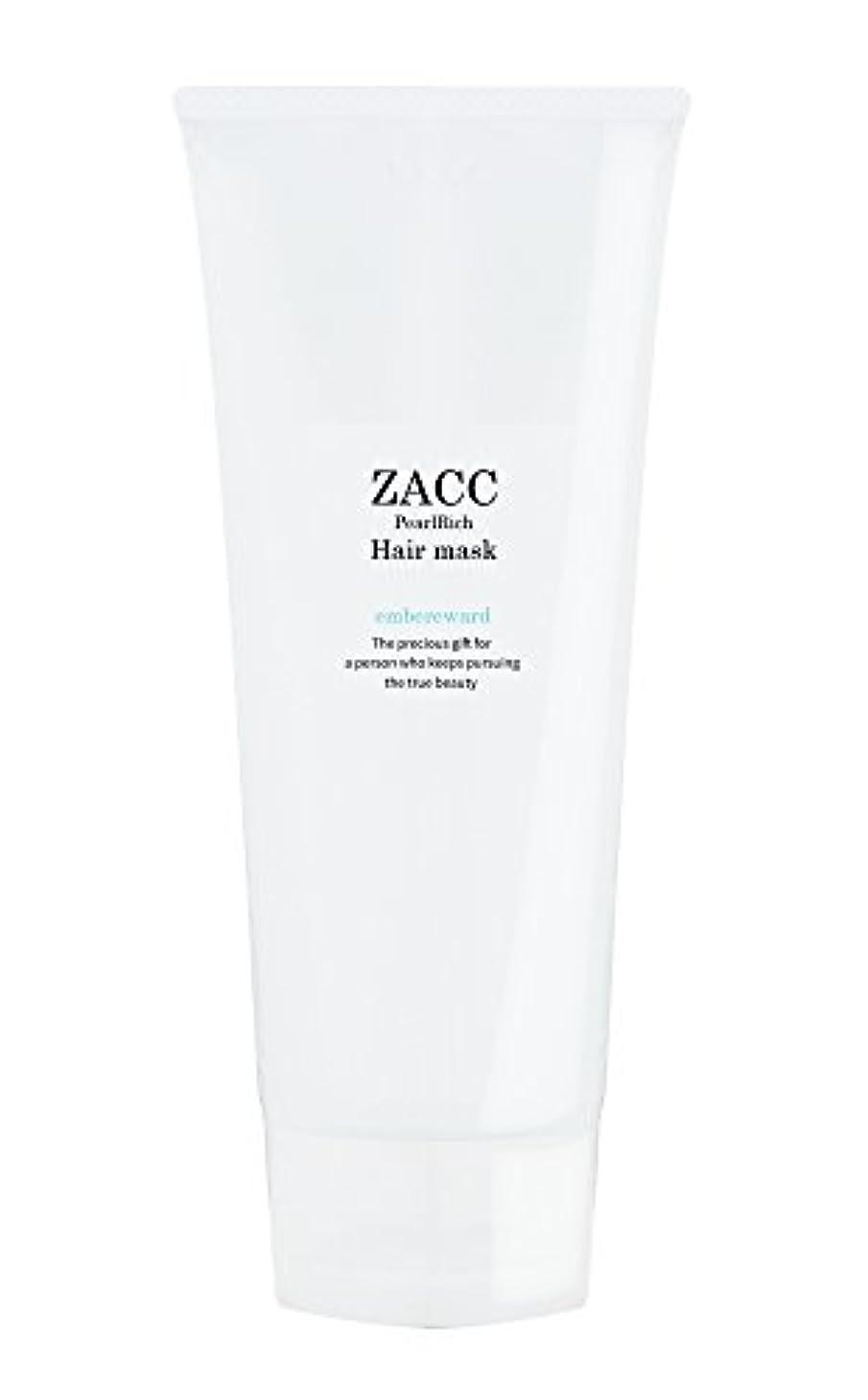 見捨てる無礼に債務ZACC ヘアマスク 200g