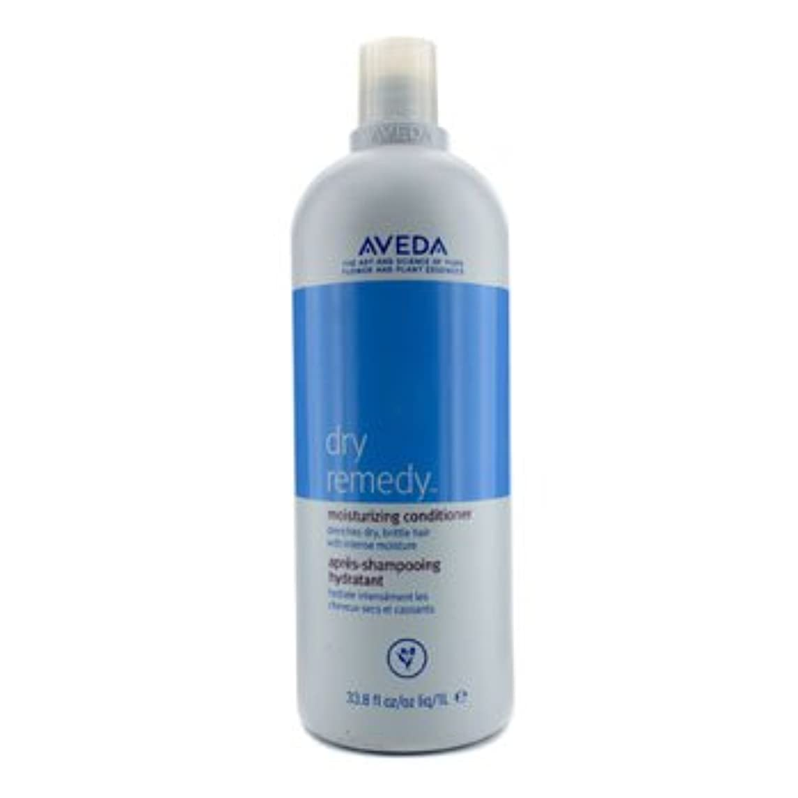 無効にする疎外する満足できる[Aveda] Dry Remedy Moisturizing Conditioner - For Drenches Dry Brittle Hair (New Packaging) 1000ml/33.8oz