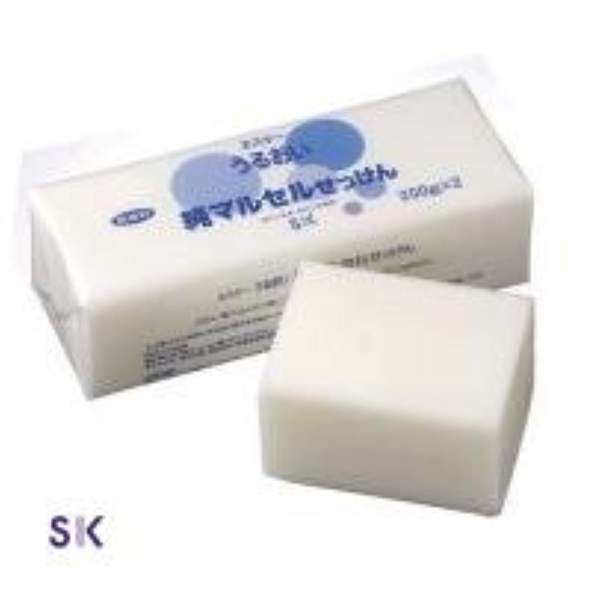 次へ気まぐれな斧エスケー石鹸 うるおいシリーズ 純マルセルせっけん (200g×2個)×24 0799490