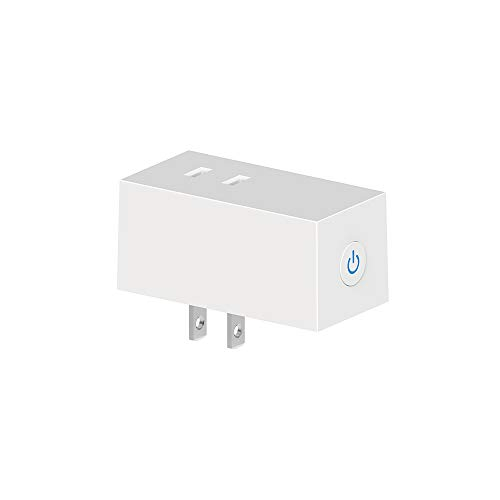 【Amazon.co.jp限定】HYSIRY WiFi スマートプラグ Alexa/Google Home/IFTTT 対応 JP1