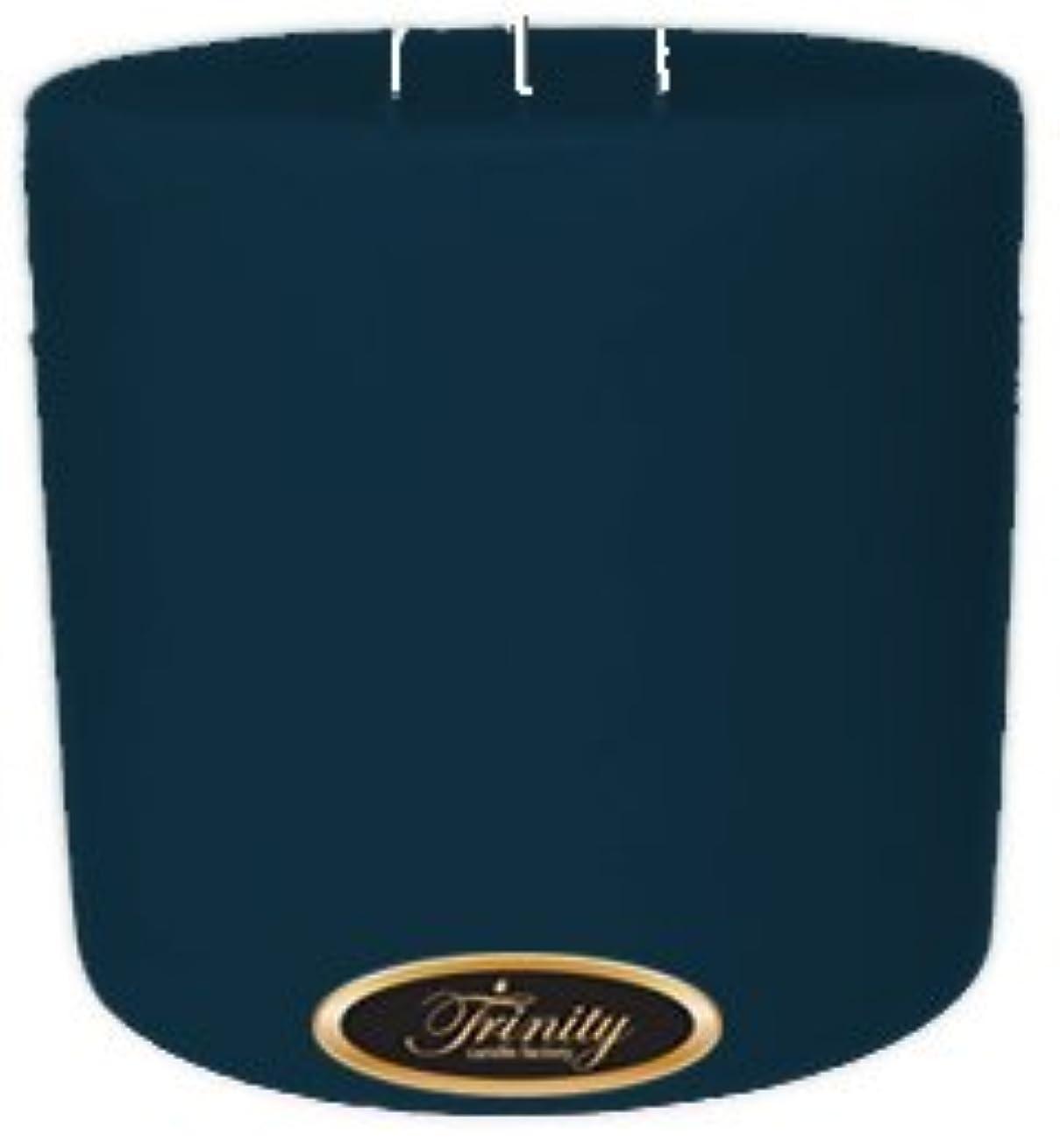 お茶ネブキャンドルTrinity Candle工場 – Summer Nights – Pillar Candle – 6 x 6