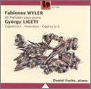 Piano Music By Wyler & Ligeti