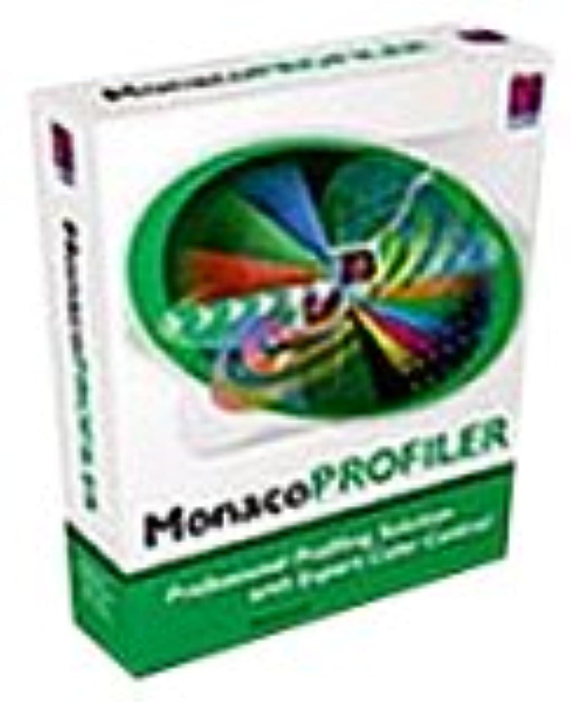 海外敬意を表する言うMonaco PROFILER 4.6