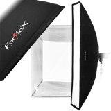 "Fotodiox スピードリング付きプロ用ソフトボックス 12x80"" 10SBXPPT1280-Kit"