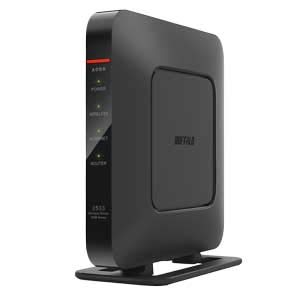 11ac対応 1733+800Mbps 無線LANルータ(親機単体) バッファロー BUFFALO WSR-2533DHPL-C