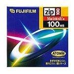 FUJIFILM ZIP DISK 100MB Macintosh用 1P (1枚パック)