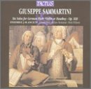 GIUSEPPE SAMMARTINI(1695-1750):  six solos - op.XIII