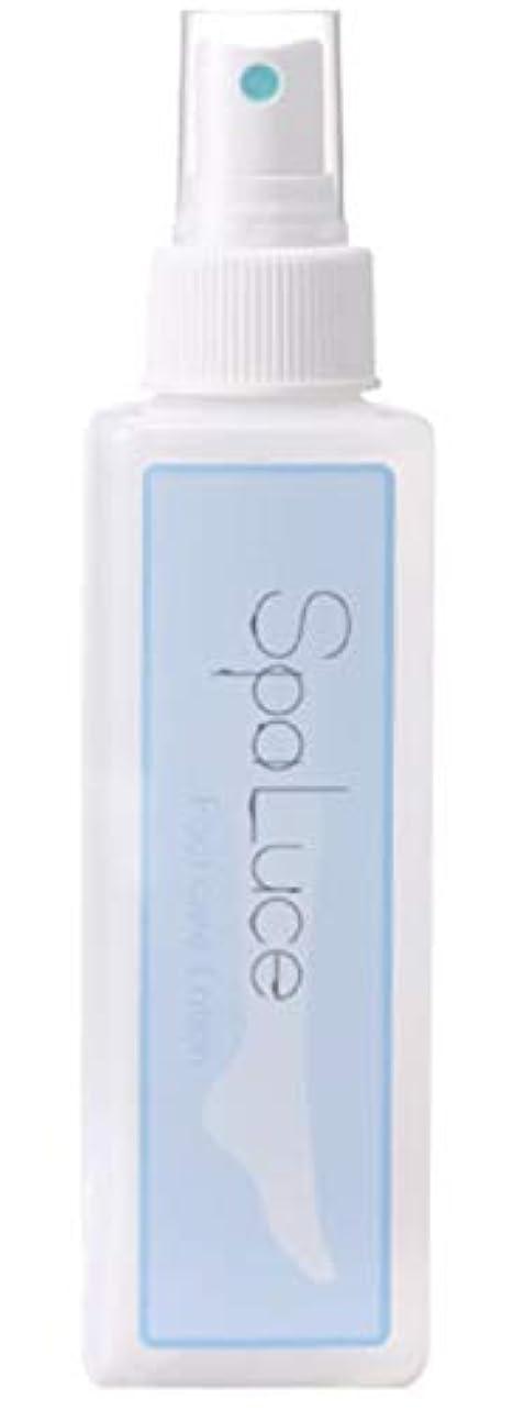 【3本セット】SpaLuce スパルーチェ フットケアローション 150ml 弱酸性