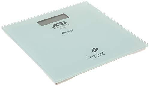 A&D Bluetooth内蔵体重計 UC-352BLE UC-352BLC-JC...