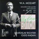 リヒテル&カガン演奏 モーツァルト ヴァイオリン・ソナタの商品写真