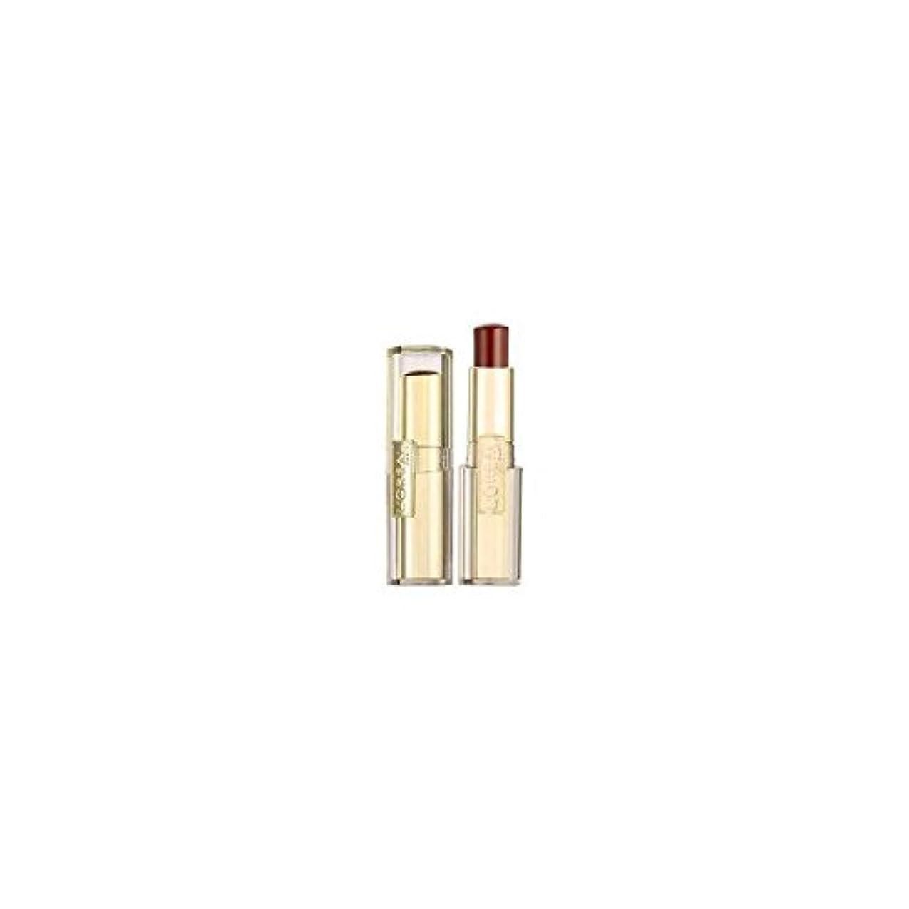 文字通り鉛筆再発するL'OREAL - Rouge à lèvres - ROUGE CARESSE - 602_IRRESISTIBLE EXPRESSO