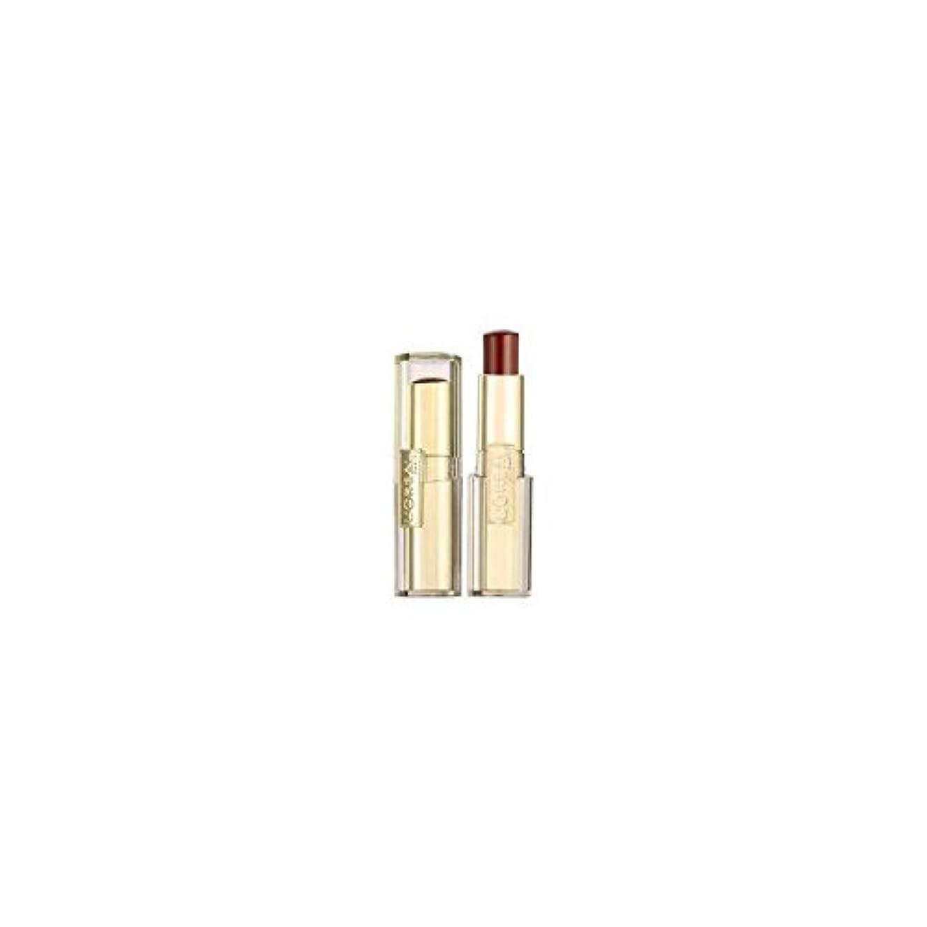 真面目なご飯放棄するL'OREAL - Rouge à lèvres - ROUGE CARESSE - 602_IRRESISTIBLE EXPRESSO