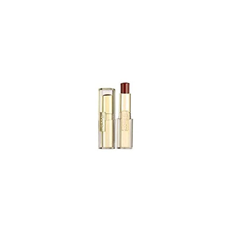 指定ブレースイルL'OREAL - Rouge à lèvres - ROUGE CARESSE - 602_IRRESISTIBLE EXPRESSO