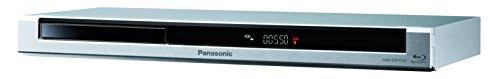 パナソニック 500GB 2チューナー ブルーレイレコーダー シルバー DIGA DMR-BWT550-S