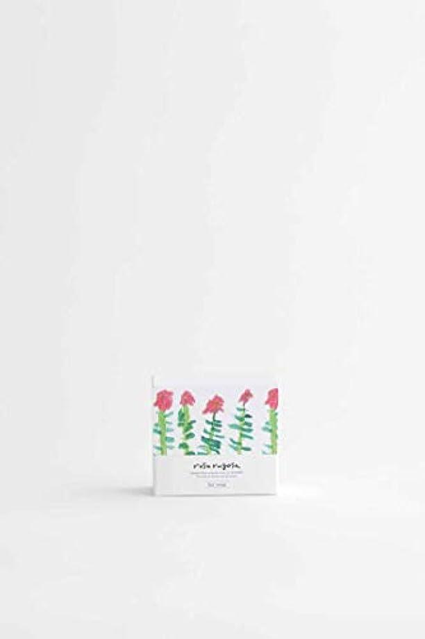 ホバー硬化する砂利rosa rugosa ロサ?ルゴサ バーソープ 洗顔石鹸 ハマナス オーガニック コスメ 100g 天然 北海道産