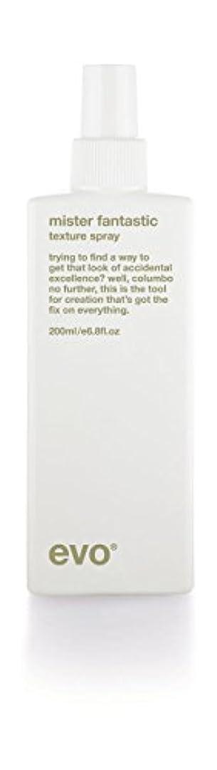 後ろに挑む知恵Evo Mister Fantastic Blowout Spray (For All Hair Types, Especially Long, Layered Hair) 200ml/6.8oz