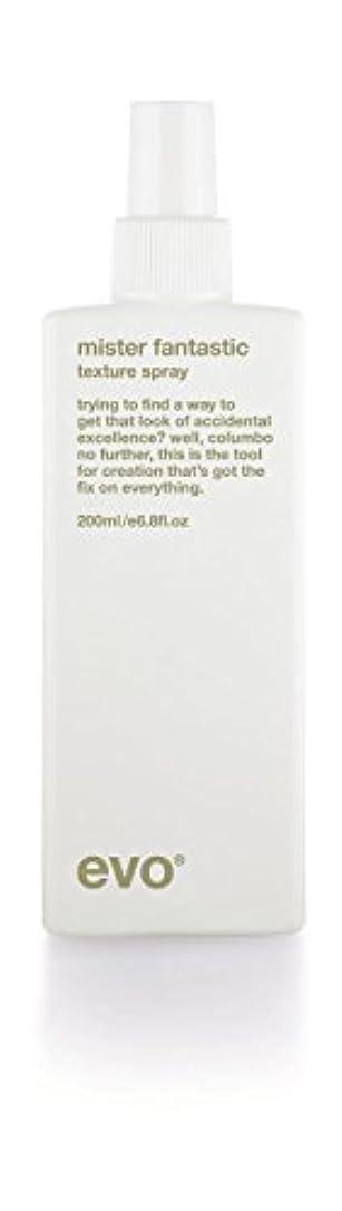 公平あいまい揺れるEvo Mister Fantastic Blowout Spray (For All Hair Types, Especially Long, Layered Hair) 200ml/6.8oz