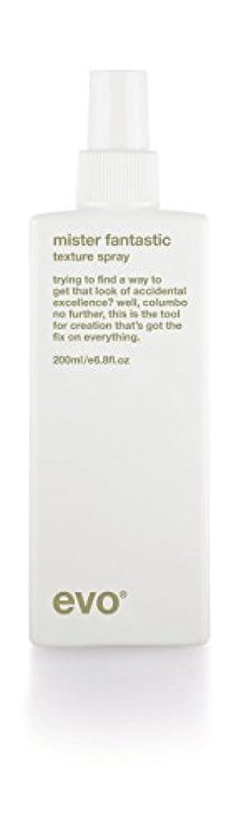 肥満稼ぐバースEvo Mister Fantastic Blowout Spray (For All Hair Types, Especially Long, Layered Hair) 200ml/6.8oz