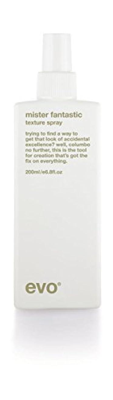 期待するボーダー三角形Evo Mister Fantastic Blowout Spray (For All Hair Types, Especially Long, Layered Hair) 200ml/6.8oz