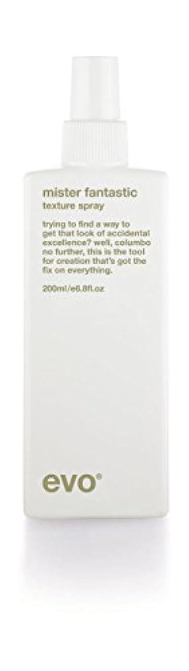 校長火山の発送Evo Mister Fantastic Blowout Spray (For All Hair Types, Especially Long, Layered Hair) 200ml/6.8oz