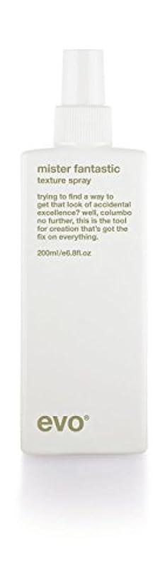 知覚キリスト教枠Evo Mister Fantastic Blowout Spray (For All Hair Types, Especially Long, Layered Hair) 200ml/6.8oz