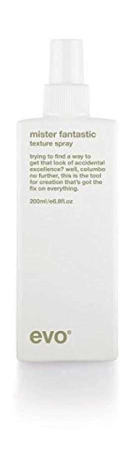 暴露キャンパス引退するEvo Mister Fantastic Blowout Spray (For All Hair Types, Especially Long, Layered Hair) 200ml/6.8oz