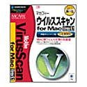 McAfee ウイルススキャン for Macintosh Virex 6.1 特別キャンペーン版