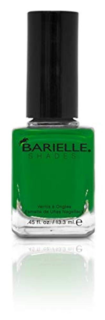 簡潔なストライク面BARIELLE バリエル グリーンwithエンビー 13.3ml Green With Envy 5234 New York 【正規輸入店】